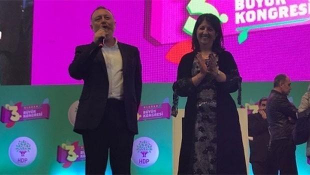 Buldan û Temellî bûn hevserokên partiya HDPê