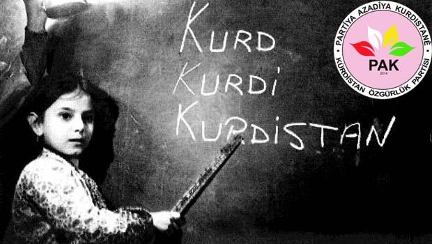 PAK:21ê Sibatê ji bo Kurdên ku bi Kurdî nizanin bila bibe destpêka fêrbûna zimanê Kurdî