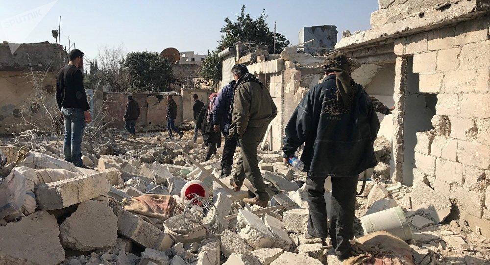 HRW: Li Efrînê sivîl têne kuştin