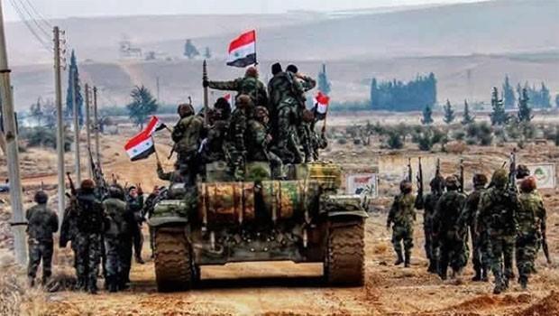 Artêşa Sûriyeyê kontrola Til Rifetê ji YPGê wergirt
