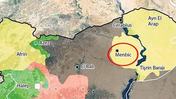 ÎDÎA/ Artêşa Sûriyê dê bikeve Minbicê