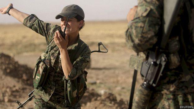 Hevpeymana Navdewletî: YPG wê li herêma Firatê bimîne