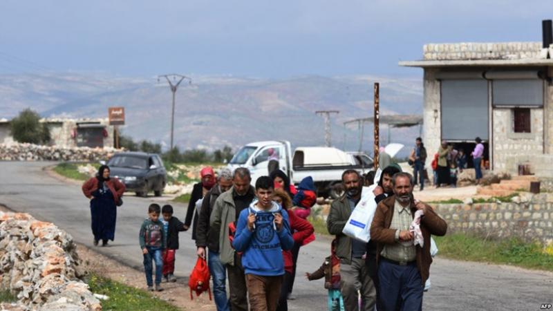 Tirkiye deriyekî sînorî bi Efrînê re vedike