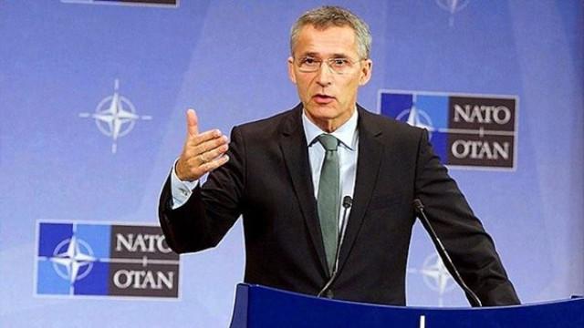 NATO: Em şerekî sar û pêşbirka çekî naxwazin
