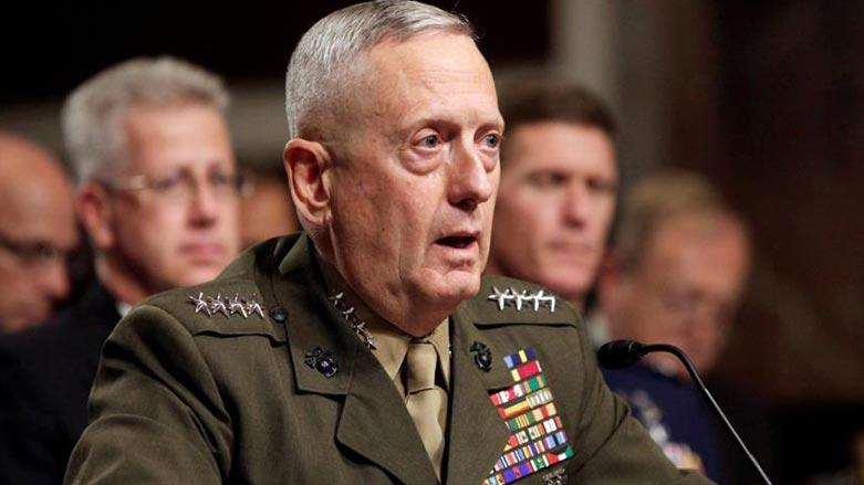 Pentagon: Operasyona li dijî Esedî, ne dûr e