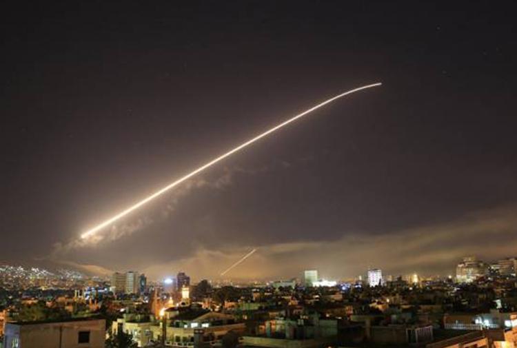 Operasyonên li dijî Sûriyê destpê kir!