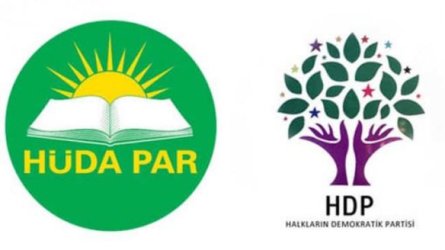 HDPê li ser tifaqa digel HUDA-PARê biryar da