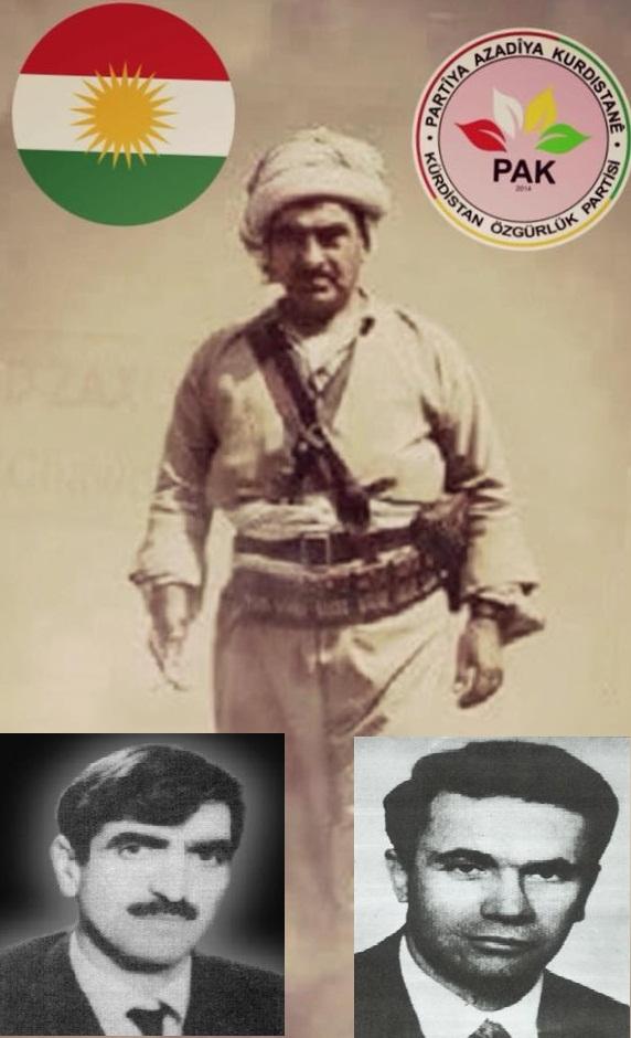 PAK: Mele Mustafa Barzanî yê Nemir Rêberê Netewî yê Gelê Kurdistanê ye