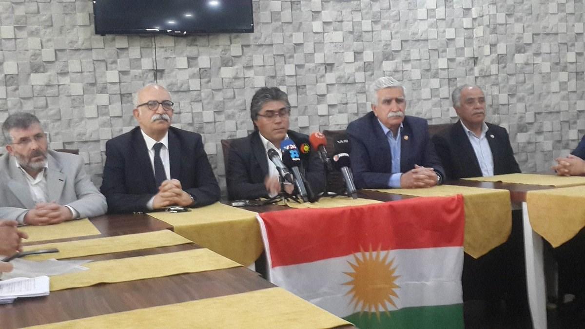 Tifaqa Kurdistanî ya ji bo Hilbijartinê di hewlên xwe yên li gel HDPê de bi ser neket