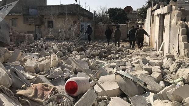 Li Efrînê mayîn teqiya