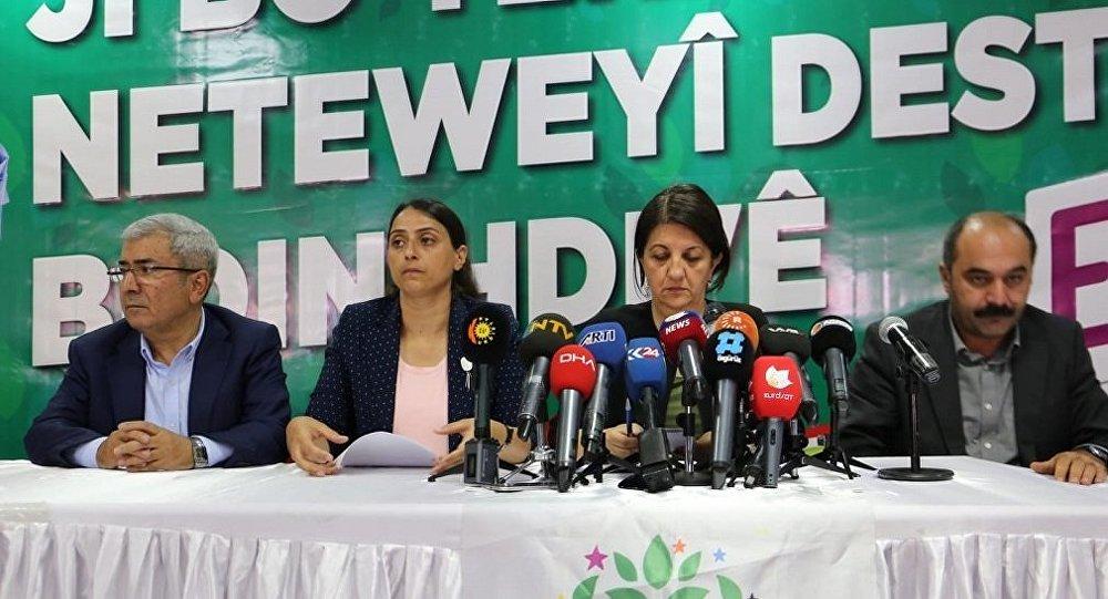 HDPê deklerasyona 'çareserkirina pirsgirêka kurd' ragihand