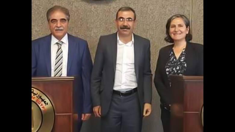 Şandeyeke 'Federaliya Bakurê Sûriyê' çû Misrê