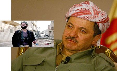 """Barzanî: """"Şehîd Ebû Leyla xortekî qehreman û wêrek ê Kobanî bû"""""""