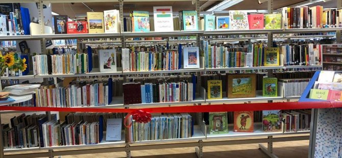 Beşa kitêbên kurdî li kitêbxaneyek Londonê