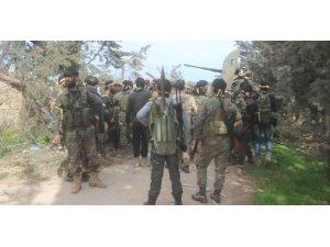 Li Efrînê komên çekdar cardin bi hev ketin