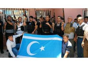 FLAŞ...Li Kerkûkê Tirkmen bi alîkariya Tirkiyeyê xwe çekdar dikin