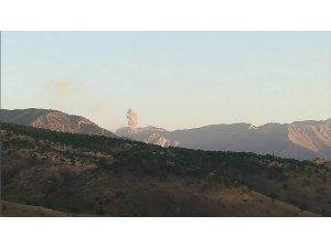 Tirkiyeyê sînorê Herêma Kurdistanê bombebaran kir