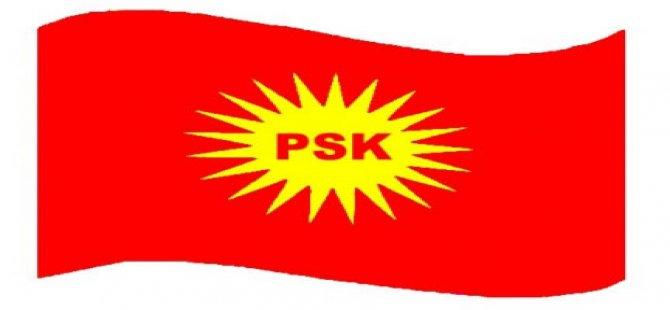 """PSK: """"Divê kurd firsenda dîrokî ji dest nedin"""""""