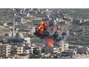 Rejîma Sûriyê li Îdlibê dest bi bombebaranê kir