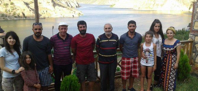 Şandeke PAKê serdana seta fîlme Kurdî kir