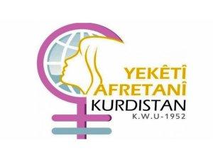Yekitiya Jinên Kurdistanê rêveberiya sekreteriya xwe ya nû helbijart!
