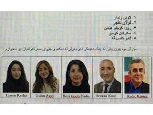 Li Swêdê pênc Kurd bûn parlementer