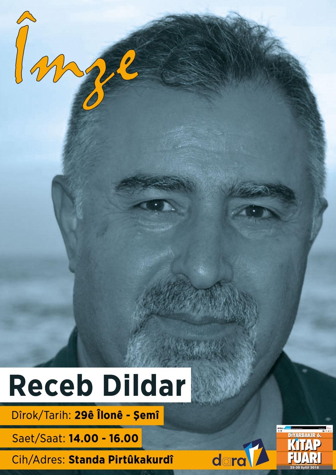 Receb Dildar / ÎMZE