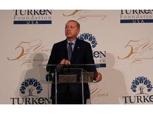 Erdoğan: Em ê li ser Rojhilata Firatê jî operasyonê pêk bînin