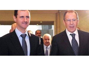 Lavrov: Moskow biryara Esed bi erênî dibîne