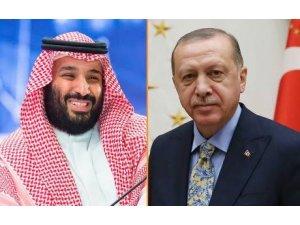 Erdoğan û Salmanî pêwendiya telefonî danîn