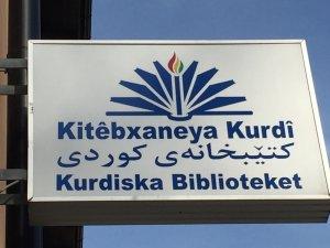 Kitêbxaneya Kurdî ya Stockholmê ji bo bijî, hewcedarîya wê bi alîkarîya me heye