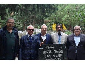 li Stenbolê  Mustafa Tangüner hate bibîranîn