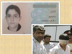 Îranê cezayê darvekirinê da zarokekî kurd!