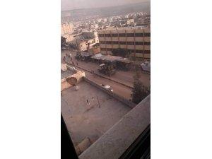 Li Efrînê di nav komên çekdar de şer: Kuştî û birîndar hene