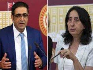 Cezayên İdris Baluken û Nursel Aydoganê jî hatin pesendkirin