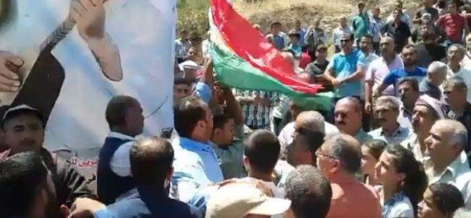 Di bixaksipartina hunermend Bavê Selah de PYD ala Kurdistanê Qedexe kir