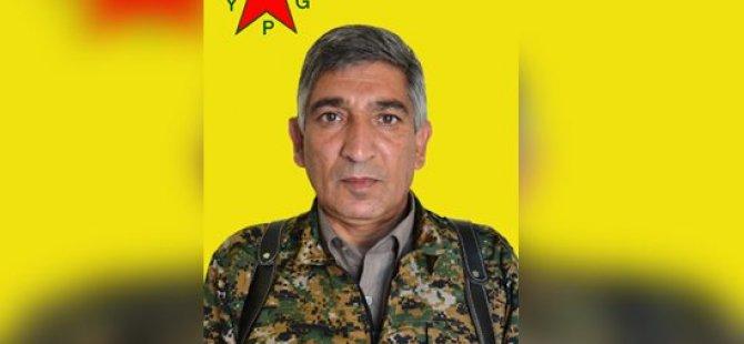 Fermandarekî YPG ê payebilind jiyana xwe ji dest da