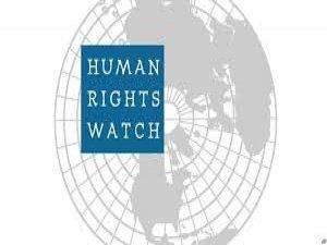 Hikûmeta Herêma Kurdistanê bersiva HRWê da
