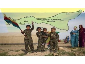 Times: Kurd dê pêşniyarî 'herêmeke Xweser a girêdayî Sûriyê' bikin
