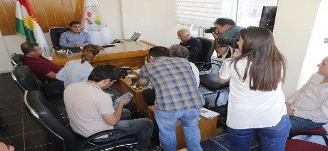 Serokê Giştî yê PAKê Mustafa Özçelik: ''Divê aqilîyeta Dewleta Tirk ji nû ve bê format kirin''