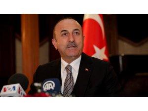 Çavuşoglu: Tirkiyê, bo vekişînê, bi hevkariya Amerîkayê 'hêzên taybet' ava kir