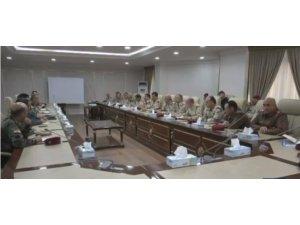 Pêşmerge û Artêşa Iraqê odeya operasyona hevpeş ava dikin