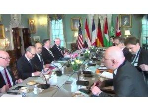 7 welat, bo Sûriyê beyannameyeke hevbeş belav kir