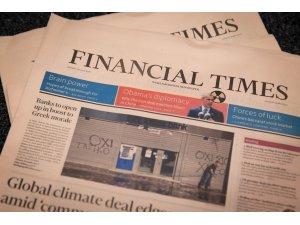 Financial Times: Her ku hilbijartin nêzîktir dibe Erdogan dek û dolabên aborî dike'