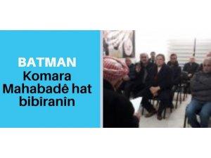 Li PAKa Batmanê Komara Kurdistanê hat bibîranîn