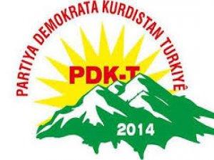 Rêvebiriya PDK-Tê daxuyaniyek di derbarê tifaqa digel HDPê de belav kir