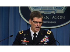 General Votel, di derbarê dema vekişînê de daxuyanî da