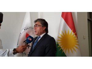 """Mustafa Özçelik hevpeyvînek da K24ê: 'Derxistina partiyên Kurdistanî ji lîsteya partiyan, dij hiqûqê ye"""""""