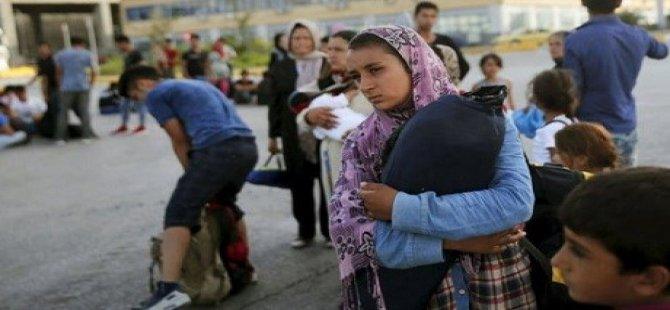 5000 Kurdên Bakur koçberî Başûrê Kurdistanê bûne