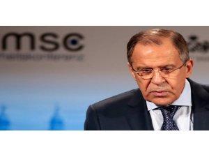 Lavrov: Rêkeftina Îdlibê bi temamî nehat bicihkirin